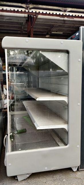 Регали холодильні вживані, регалы холодильные, горки Б/У