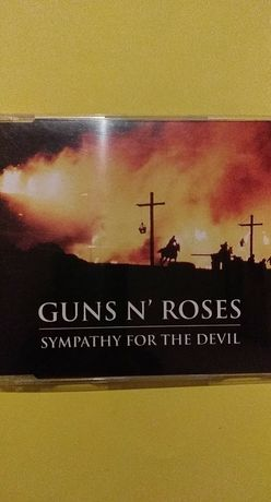 Guns N' Roses ‎– Sympathy For The Devil, 1994 CD Germany