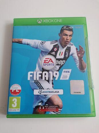 FIFA 19 PL Xbox One