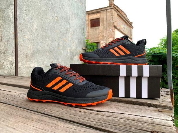 Мужские кроссовки Adidas (3 цвета). Качество лицензия! ТОП новинка!