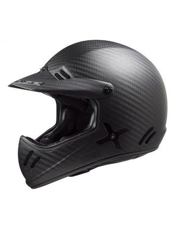 Мотошлем LS2 XTRA MX471 Carbon Helmet Карбоновый Шлем Лимитированный