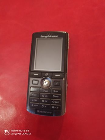Telefon Sony Ericsson Quick Share