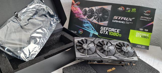 Placa Gráfica Asus Geforce GTX 1080 Ti 11Gb