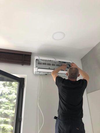Klimatyzacja dla domu i firmy (sprzedaż/montaż/serwis)