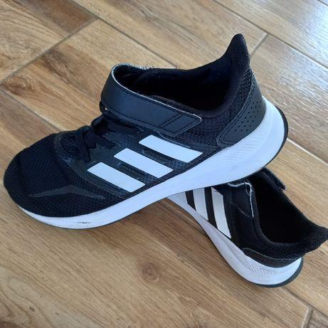 Adidas rozmiar 34 czarne stan bdb
