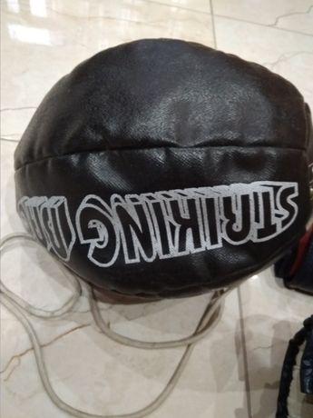 Продам боксерские перчатки и мешок