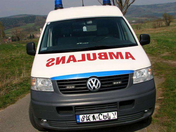 transport medyczny, przewóz chorych - karetka, ambulans,zabezpieczenie