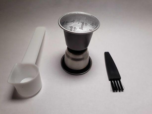 Cápsula Reutilizável Inox Nespresso