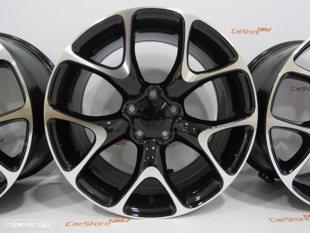 Jantes Look Opel Astra/ Insignia  OPC 18 x 7.5 et41 5x115 CB 70.1