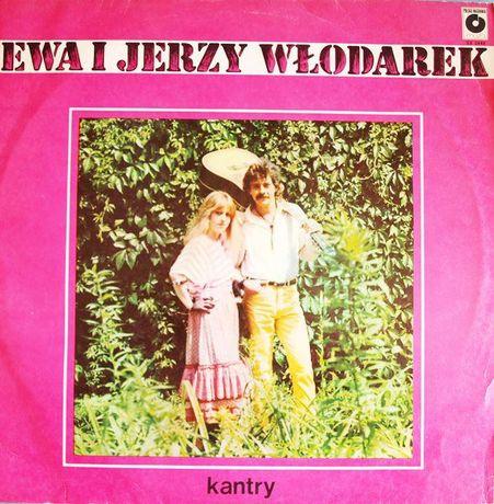 KANTRY Ewa i Jerzy Włodarek - Płyta LP Vinyl 33