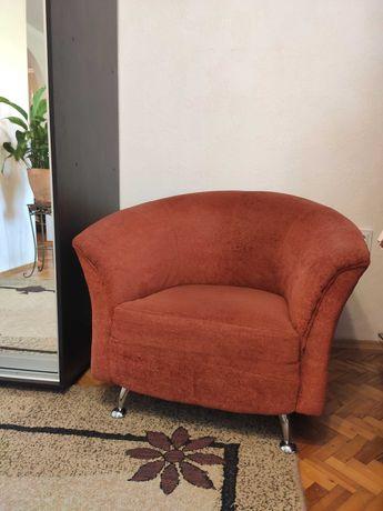 Мягкое очень комфортное кресло