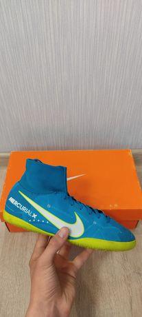 Футбольные бампы Nike Mercurial [36р / 23см]. Оригинал!