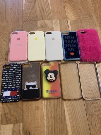 Etui 10 szt do iphone 7/8