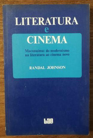 literatura e cinema, randal johnson