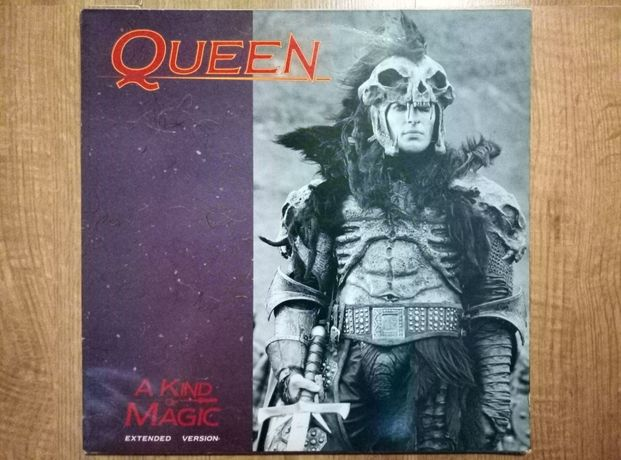 Płyty winylowe Queen a kind of magic  12 maxi single.