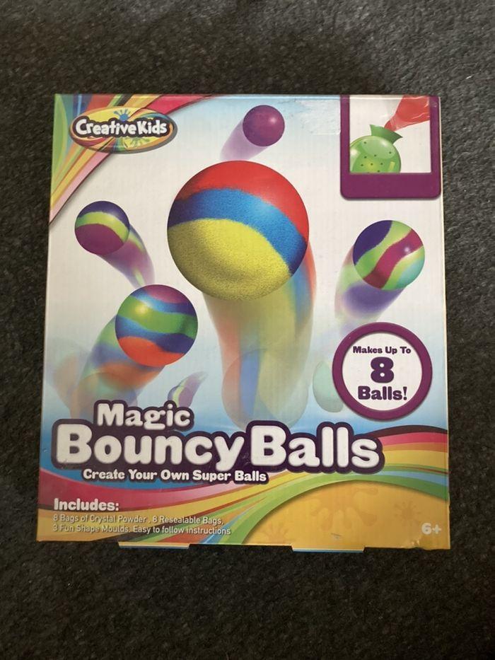 Pileczki kauczukowe Magic Bouncy Balls Poznań - image 1