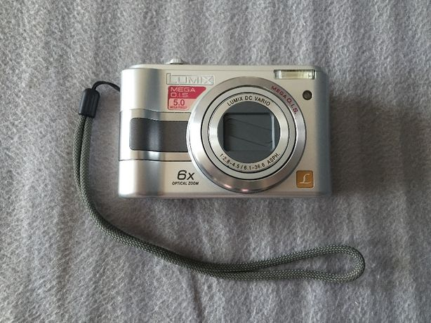 aparat Panasonic DMC-LZ3 / zepsuty