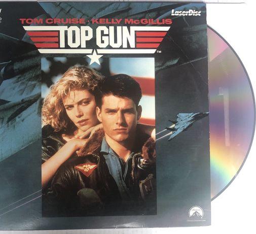 "Film 12"" laserdic TOP GUN"
