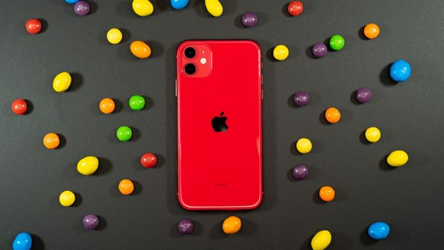 Apple iPhone 11 64|128|256 GB RED|Black|Green|White|Purple|Yellow