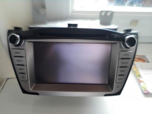 radio hyundai X35 navI kamera dvd