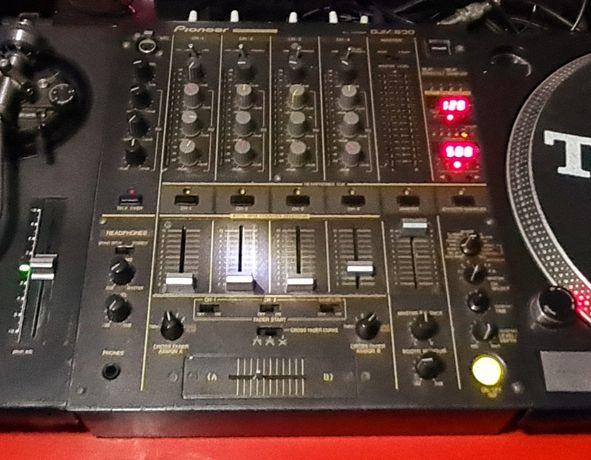 Mesa Mistura Pioneer DJM 600