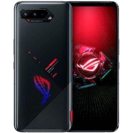 Asus ROG Phone 5 ZS673KS SD888 256Gb 16Gb Phantom Black Новые. Наличие