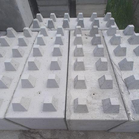 Bloczki betonowe 180x60x60