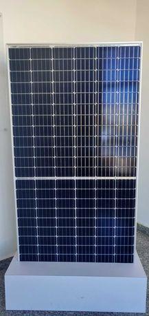 10 Paineis Fotovoltaicos 345 wp Luxor Alemães