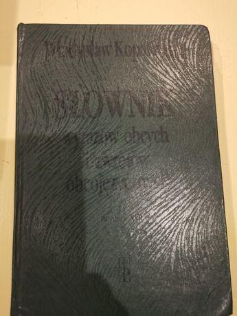 Słownik wyrazów obcych i zwrotów obcojęzycznych.