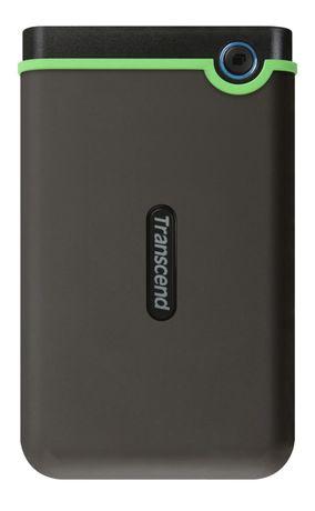 "Жесткий диск Transcend StoreJet 25M3S 500GB TS500GSJ25M3S 2.5"" USB 3.1"