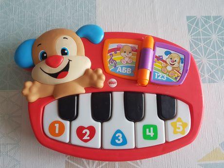 Развивающее пианино Fisher price