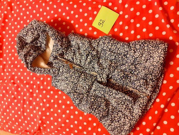 Kamizelka ocieplacz bluza sweterek rozm86/92