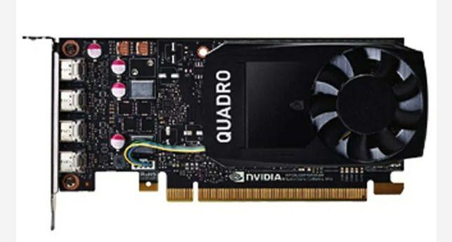 Placa grafica Nvidia P1000