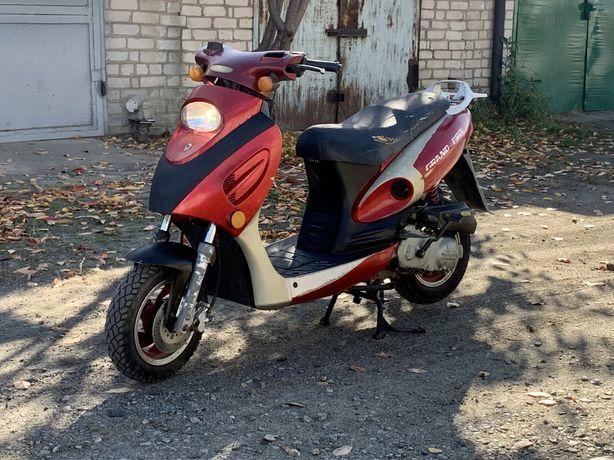 Продам скутер Viper 2-х местный