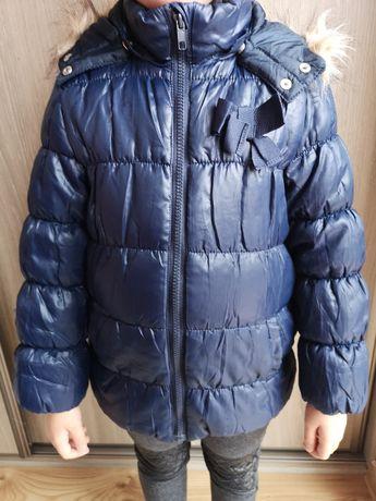 Kurtka zimowa H&M dziewczynka 5-6 lat 116