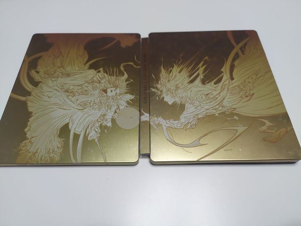Final Fantasy type 0 HD Xbox One , steelbook limited edition ,