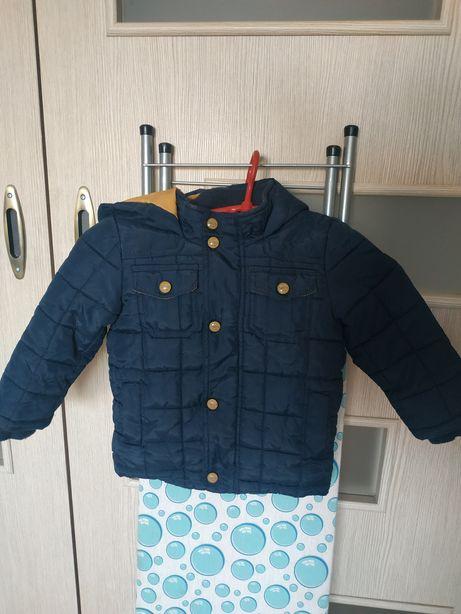 Весенная куртка на мальчика детская