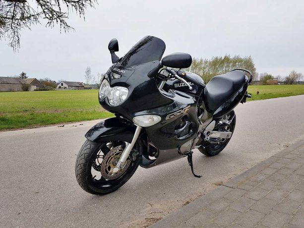Suzuki GSX600F *Czarna perła*