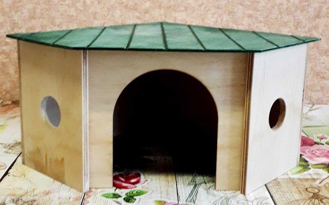 Domek/legowisko dla królika/gryzonia