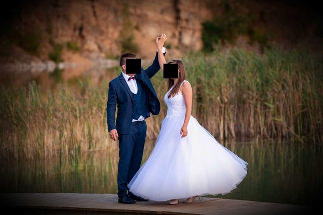 Suknia Ślubna 2019 r 38-40