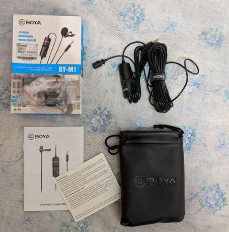 Петличный микрофон Boya BY-M1 (BY-М1)