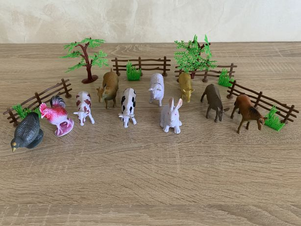 Набор животных Ферма