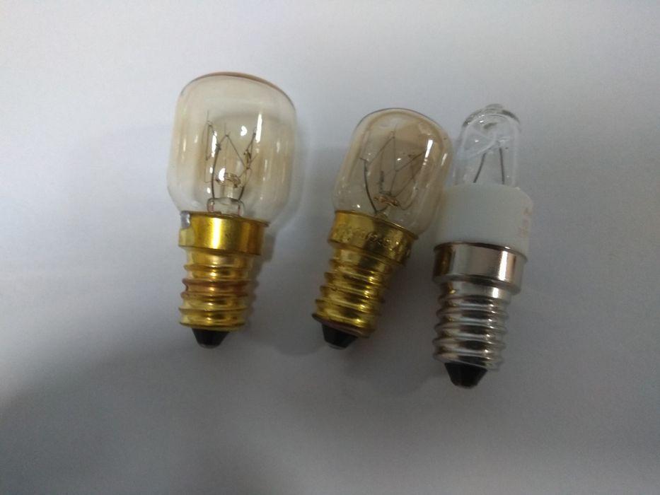 Лампочка для духовки/ печки /микроволновка новая 15-50вт Одесса - изображение 1