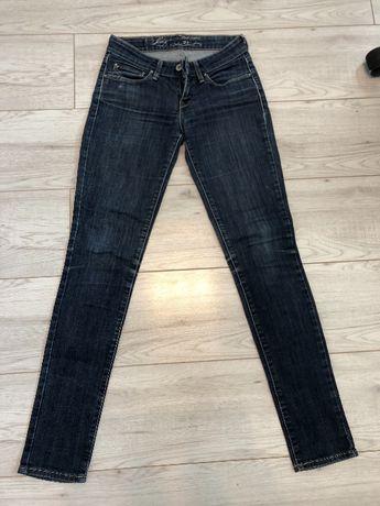 Spodnie jeansowe Levis dla dziewczynki