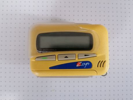Pager / zap vintage