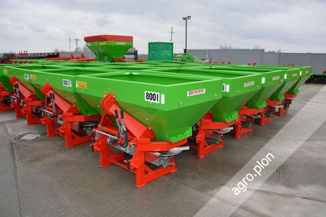 Rozsiewacz do nawozów STRUMYK 600 l 1200 litrów Hydraulika Plandeka