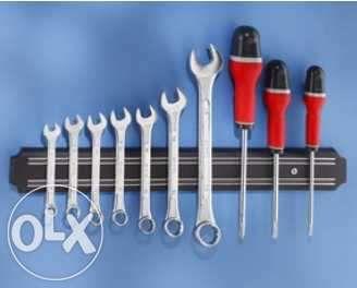 Suporte Magnético para metais(facas, chaves,etcc)