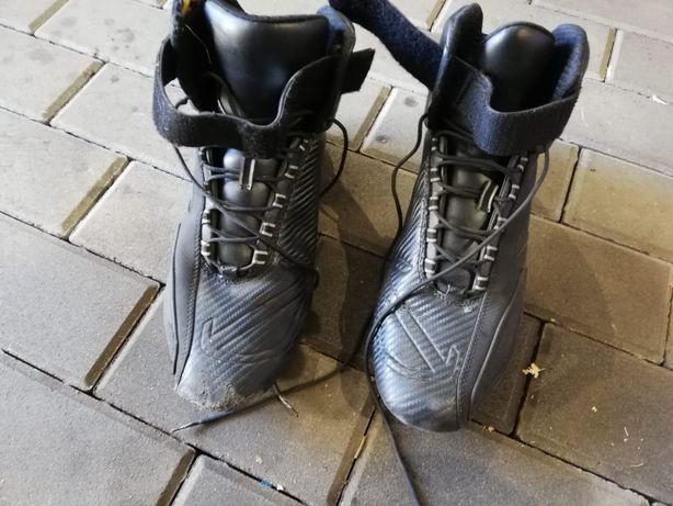 Alpinastars obuwie na motor rozmiar 45 w dobrym stanie