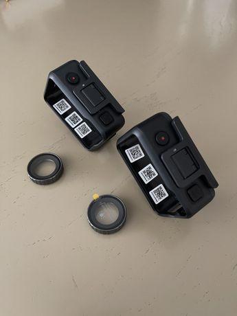 Osmo Action - capas e lentes