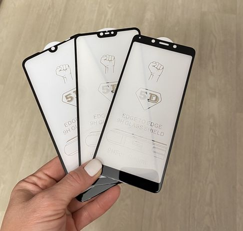 Защитное стекло Xiaomi ксиоми редми большой выбор !!!